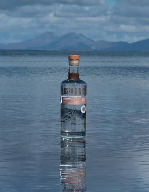 Lussa Gin (Isle of Jura)