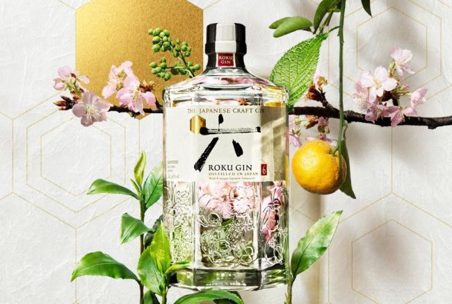 Suntory Roku Japanese Craft Gin