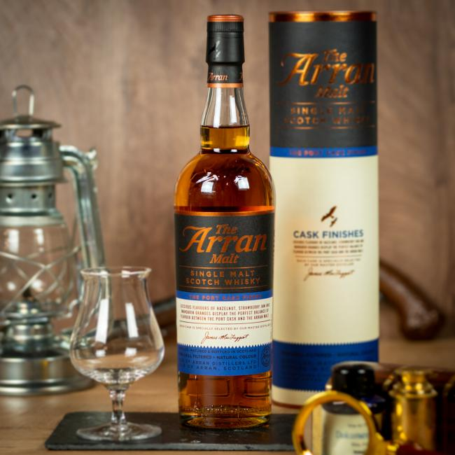 Arran Port Cask Finish