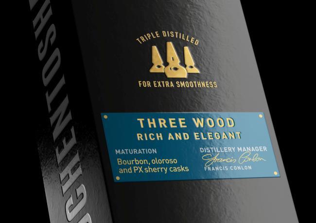 Auchentoshan Three Wood