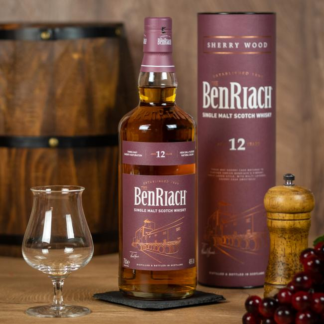 Benriach Sherryfass