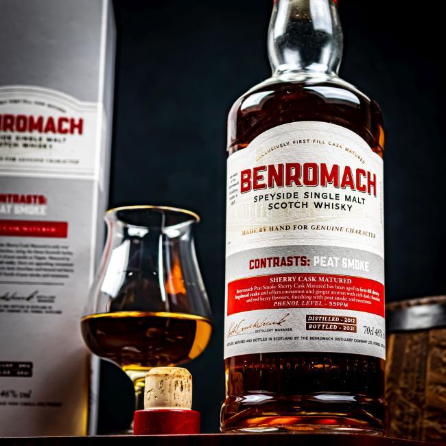 Benromach Peat Smoke Sherry