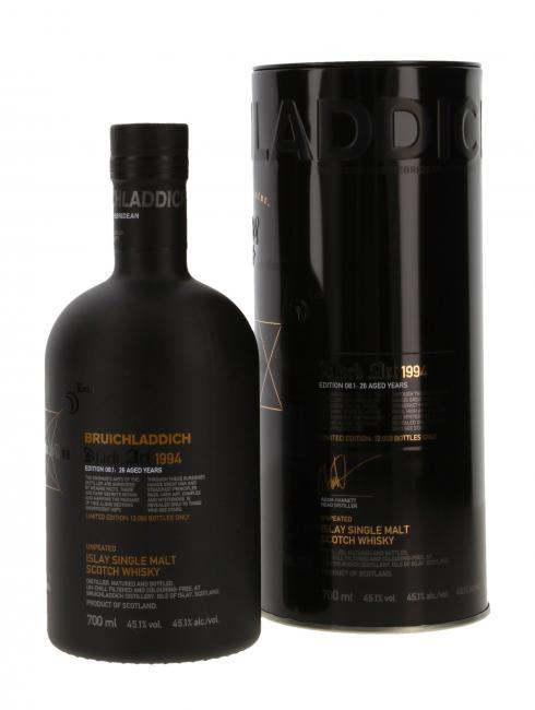 Bruichladdich Black Art 08.1