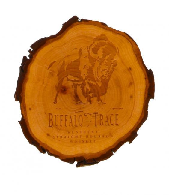 Buffalo Trace inkl. gratis Holzuntersetzer