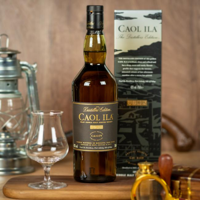 Caol Ila Distillers Edition