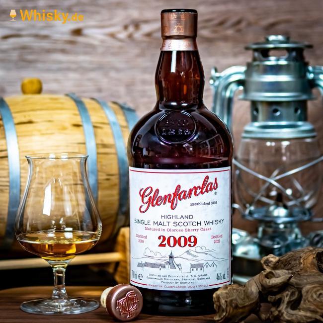 Mitgliedschaft Whisky.de Club - inkl. Clubflasche Glenfarclas