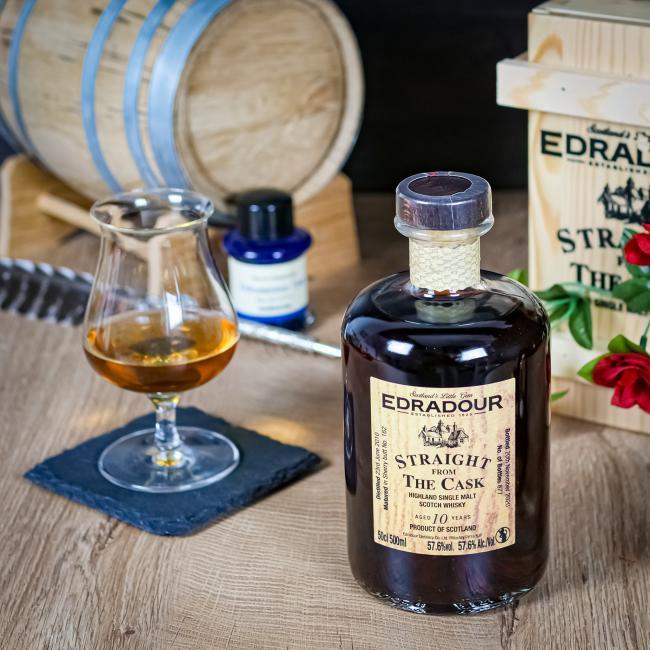 Edradour Sherry
