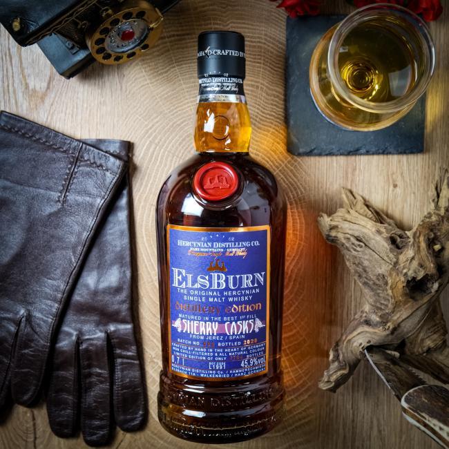 Elsburn Distillery Edition Batch 002