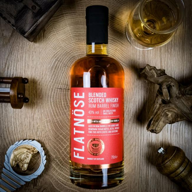 Flatnöse Rum Barrel Finish