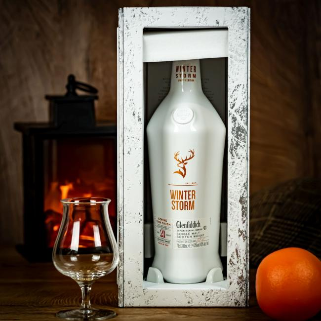 Glenfiddich Winter Storm Batch 2