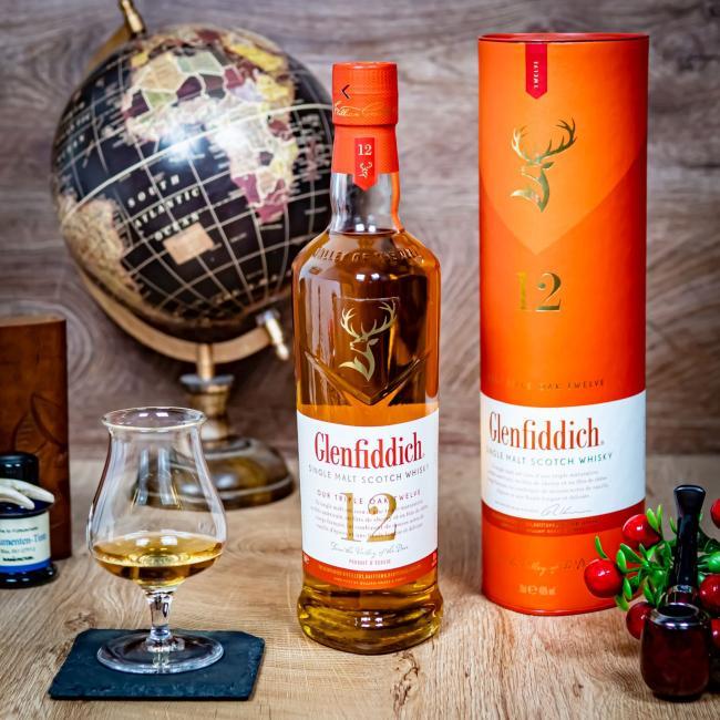 Glenfiddich Triple Oak