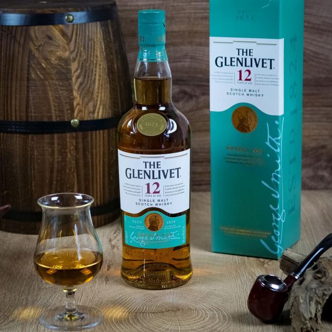 Glenlivet Double Oak
