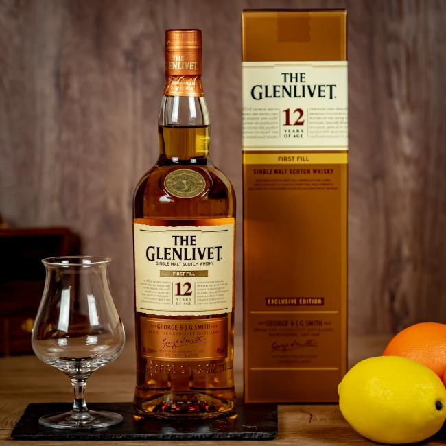 Glenlivet First Fill