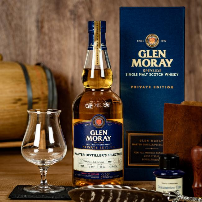 Glen Moray Private Edition Bourbon