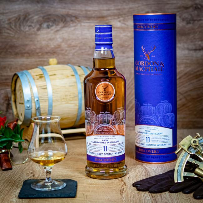 Glenrothes Discovery