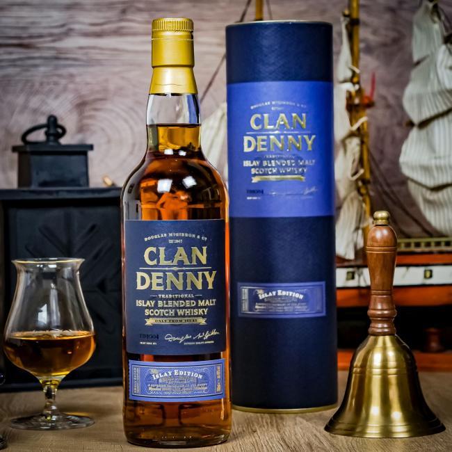 Islay Blended Malt Clan Denny