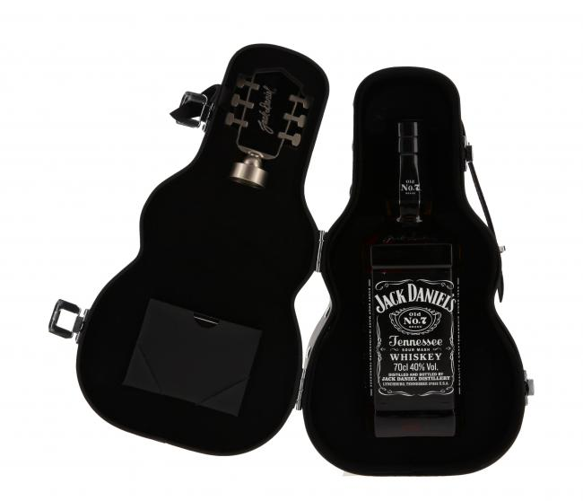 Jack Daniel's Old No. 7 - Gitarrenkoffer