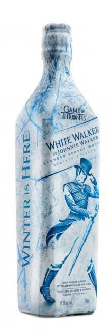 Johnnie Walker White Walker - Game of Thrones