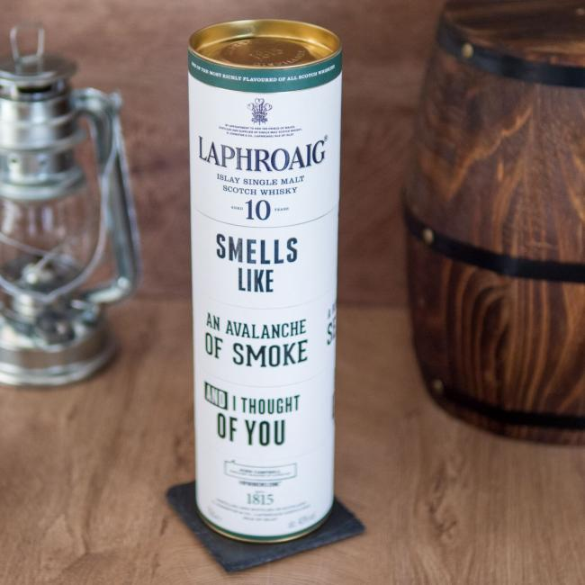 Laphroaig Twisted Tube