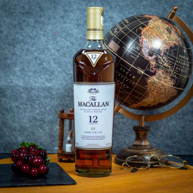 Macallan Sherry Oak 40%