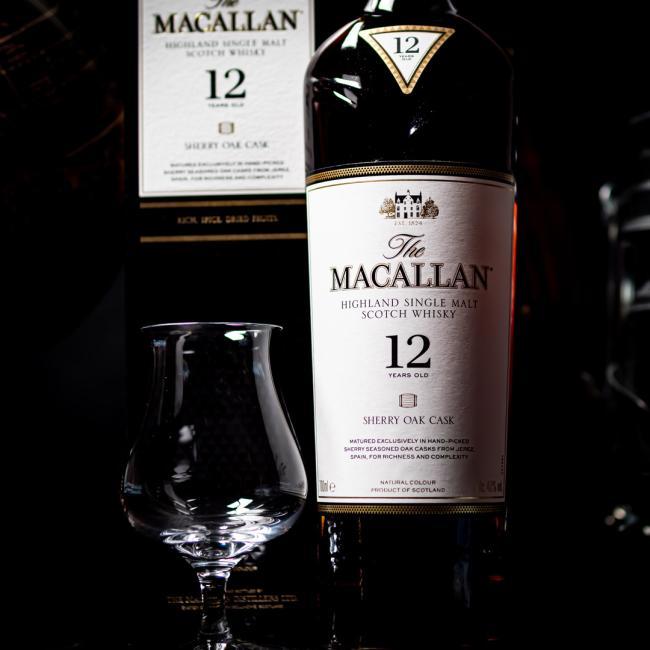 Macallan Sherry Oak 40%