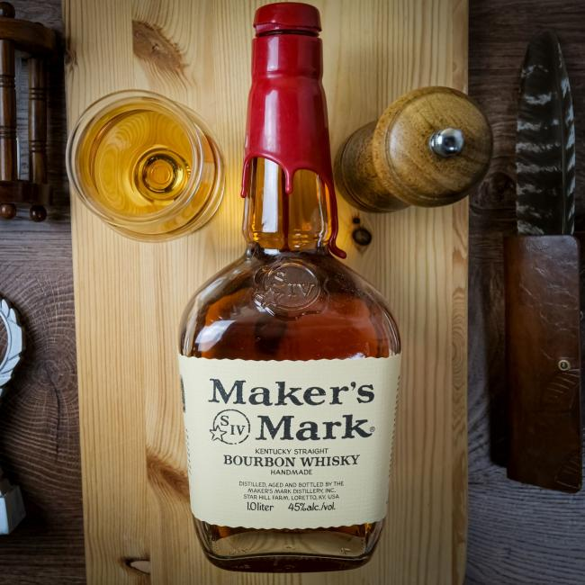Maker's Mark mit 2 gratis Tumbler