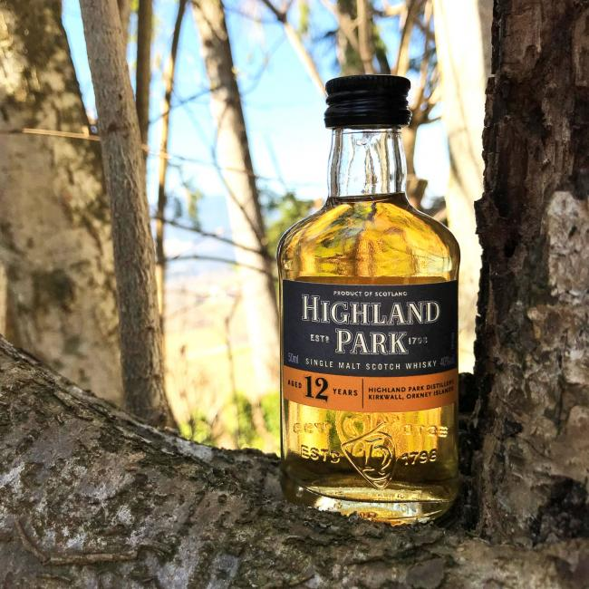 Miniatur Highland Park