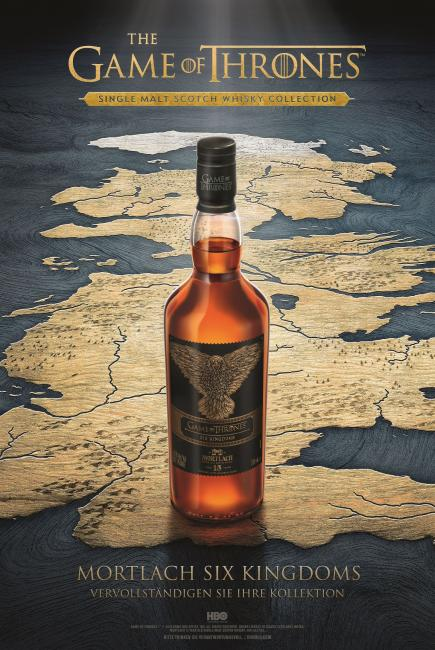 Mortlach Six Kingdoms - Game of Thrones