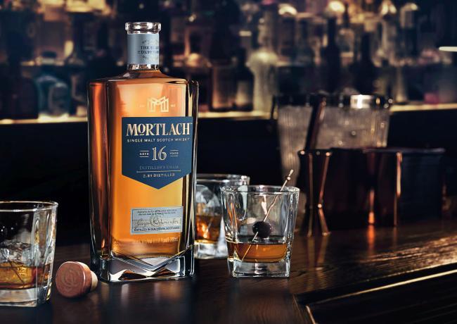 Mortlach Distiller's Dram