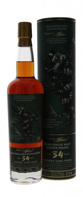 Peat's Beast - Cognac Finish