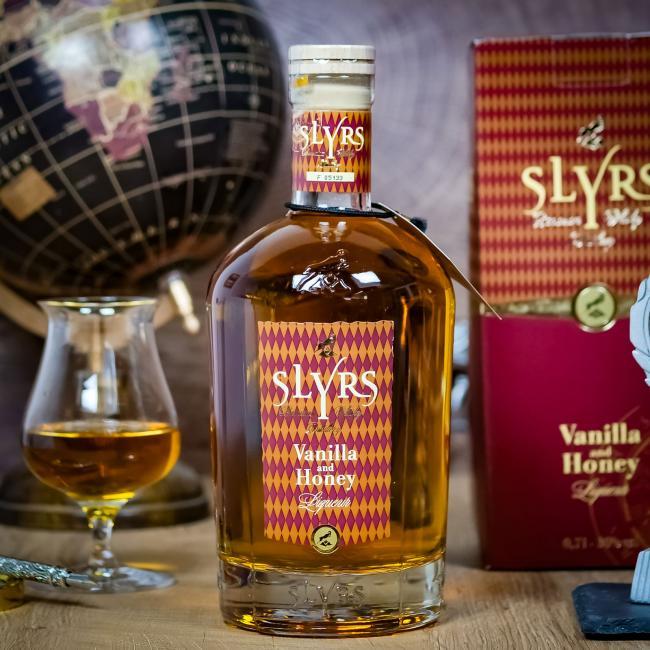 Slyrs Vanilla & Honey Likör