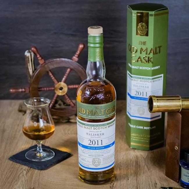 Talisker Sherry Butt 'Whisky.de exklusiv'