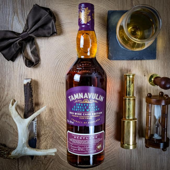 Tamnavulin Red Wine Cask Edition