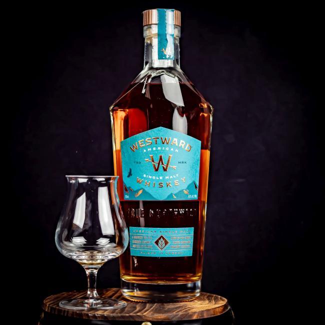 Westward American Single Malt - neues Design