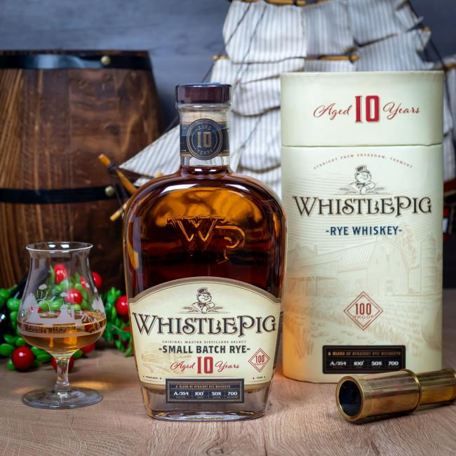 WhistlePig Small Batch Rye