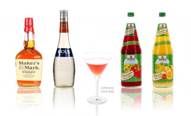 Cocktail Set Fruitcake