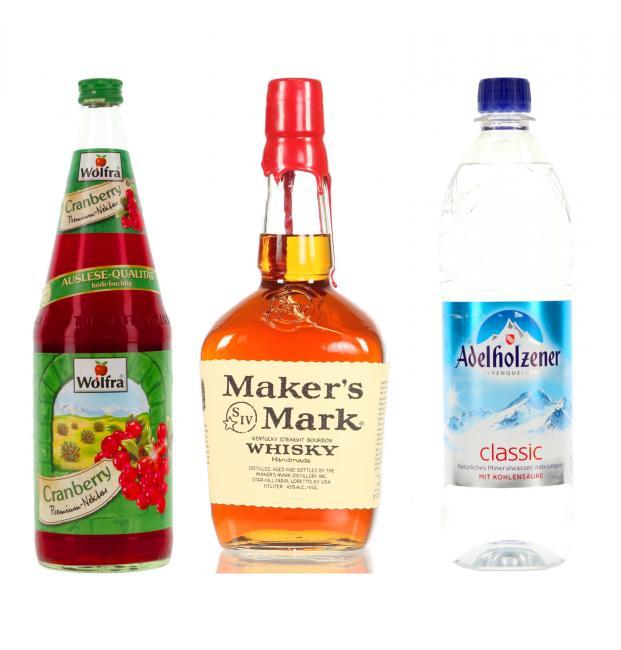Cocktail Set Redhead