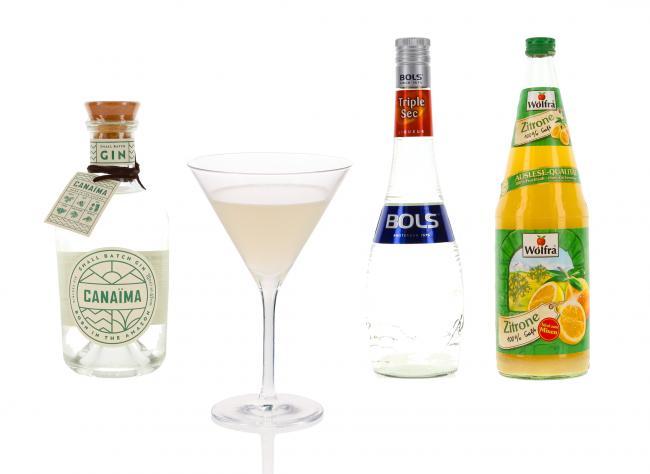 Cocktail Set White Lady