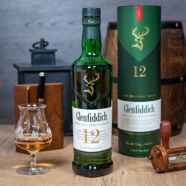 Glenfiddich Our Original Twelve