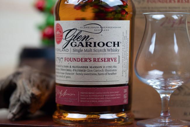 Glen Garioch Founders Reserve