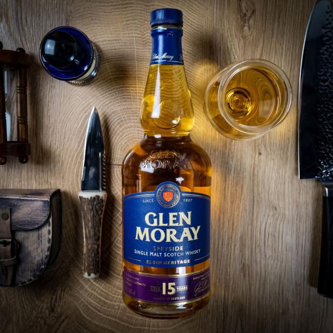 Glen Moray 'Whisky.de exklusiv'