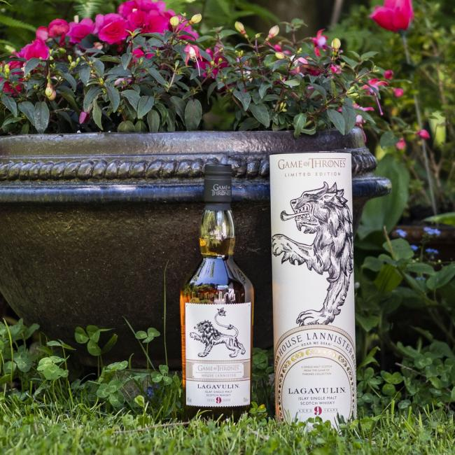 Lagavulin House Lannister - Game of Thrones