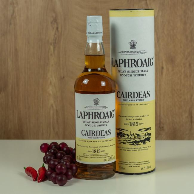 Laphroaig Cairdeas Fino