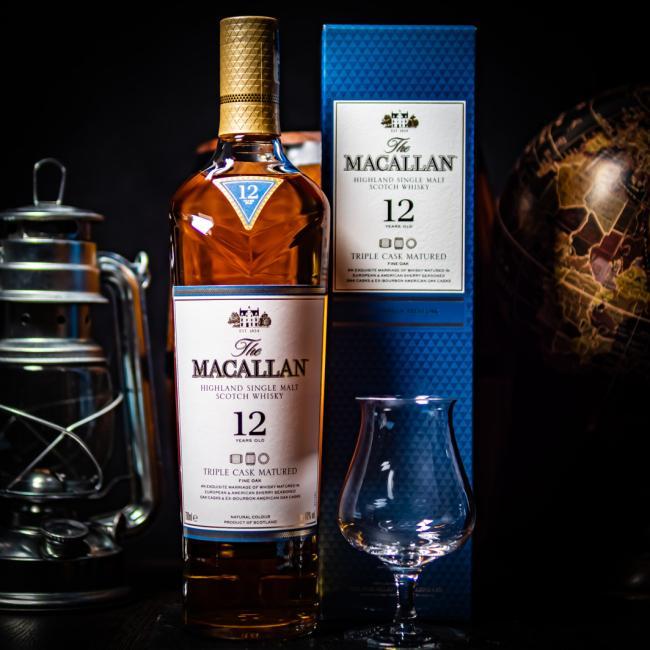 Macallan Triple Cask