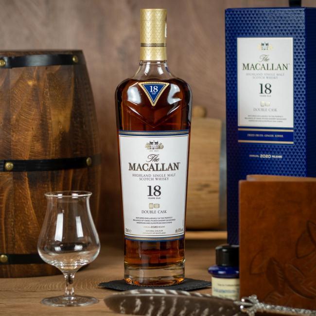 Macallan Double Cask