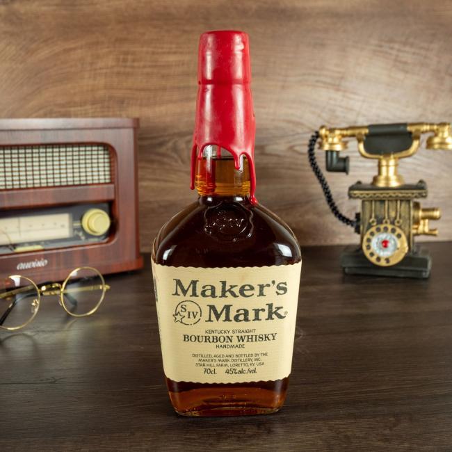 Maker's Mark Red Seal