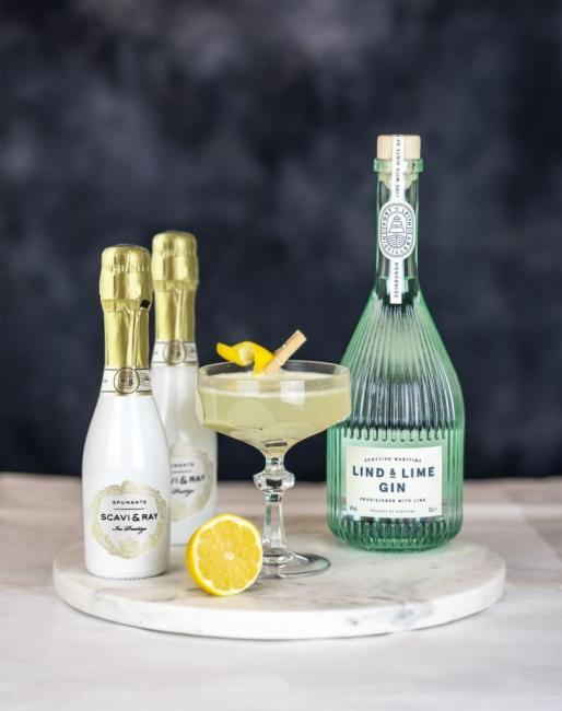 Set Lind & Lime Gin + gratis Scavi & Ray Piccolo