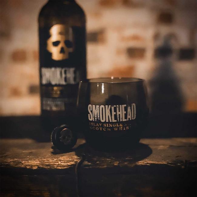 Tumbler Smokehead, einzeln