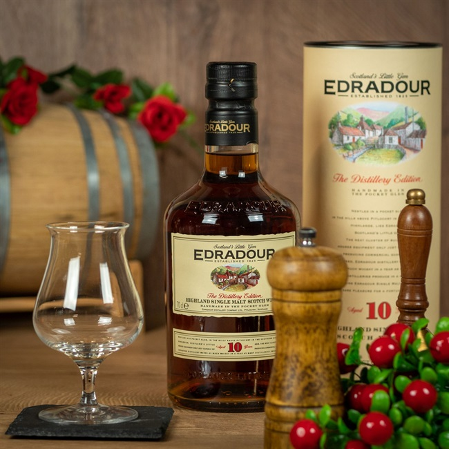 Edradour Decanter Bourbon