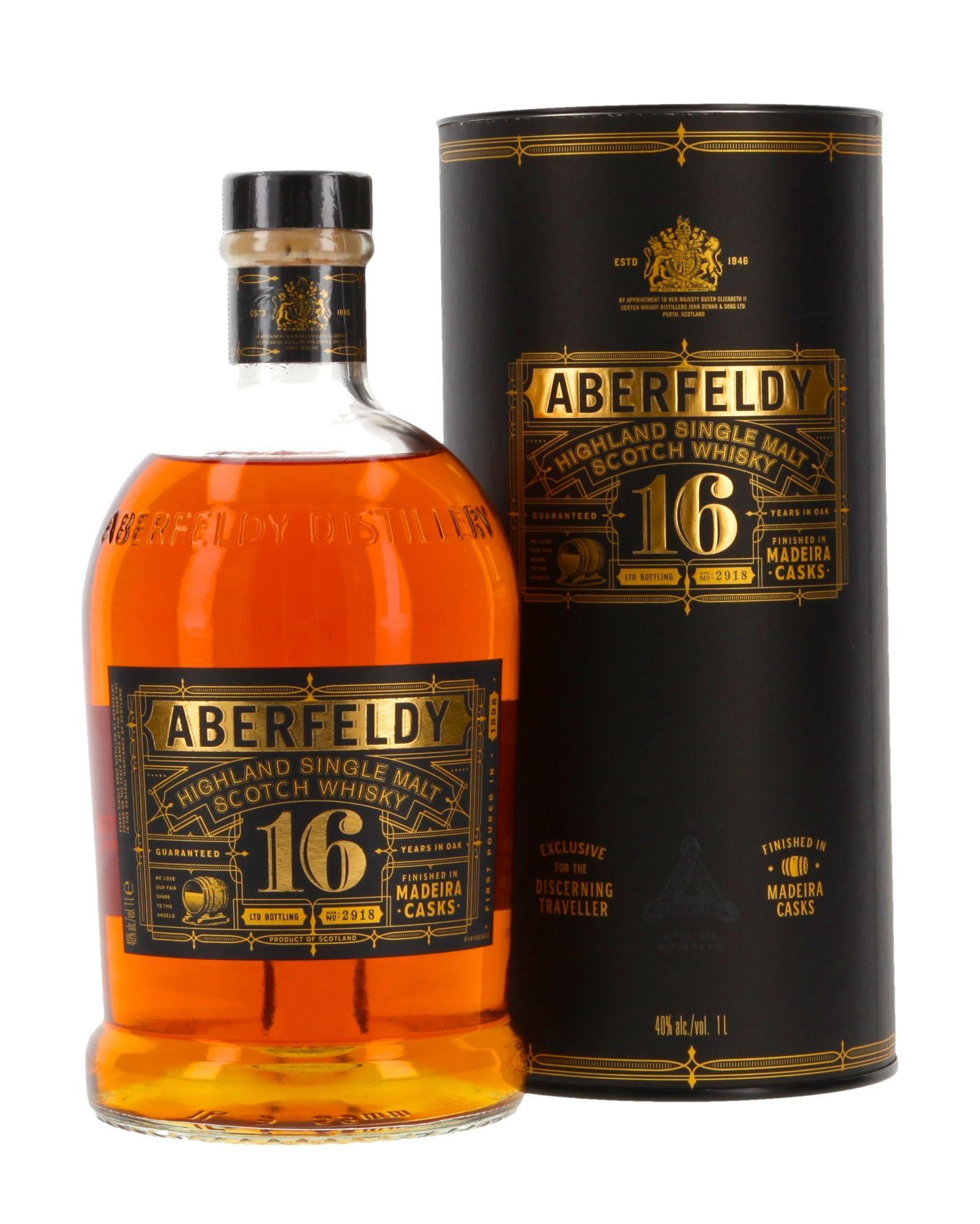 Aberfeldy Madeira Cask